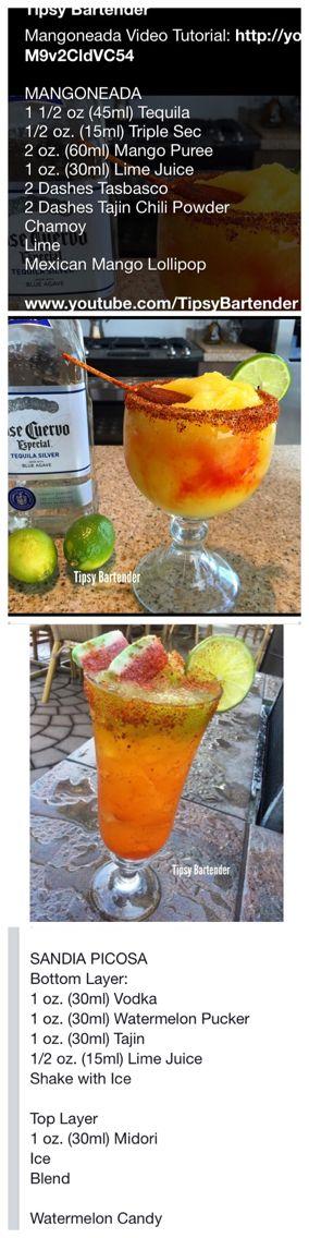 YUMMM mangada/mangonada (alcoholic)