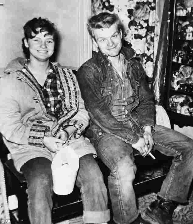Charles Starkweather was 19 year old spree killer who – with his 14 year old girlfriend, Caril Ann Fugate – raped and murdered eleven people (mostly by a shotgun blast to the head), during a 60 day crime spree from 1st December 1957 to 29th January 1958