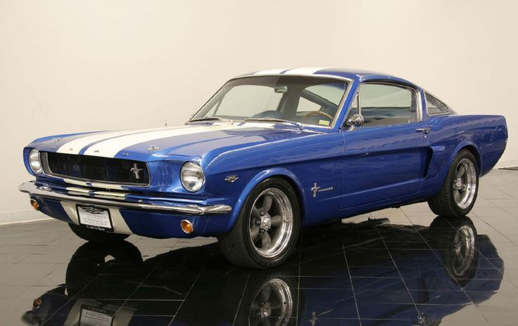 1965 Ford Mustang Shelby 1965 Ford Mustang Shelby Gt350