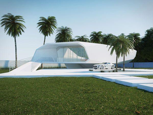 Wave House Concept by Gunes Peksen