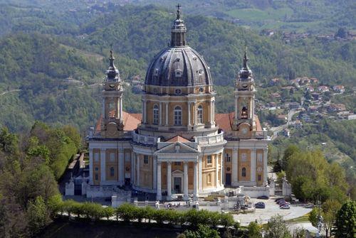 La Basilica di Superga a #Torino