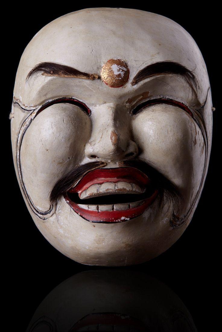 Indonesian Masks | Indonesia-Bali-Gianyar | Masks