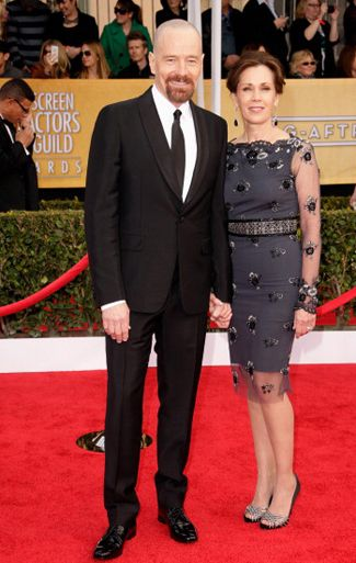 The Best Tuxedos of the SAG Awards 2013 - Brian Cranston