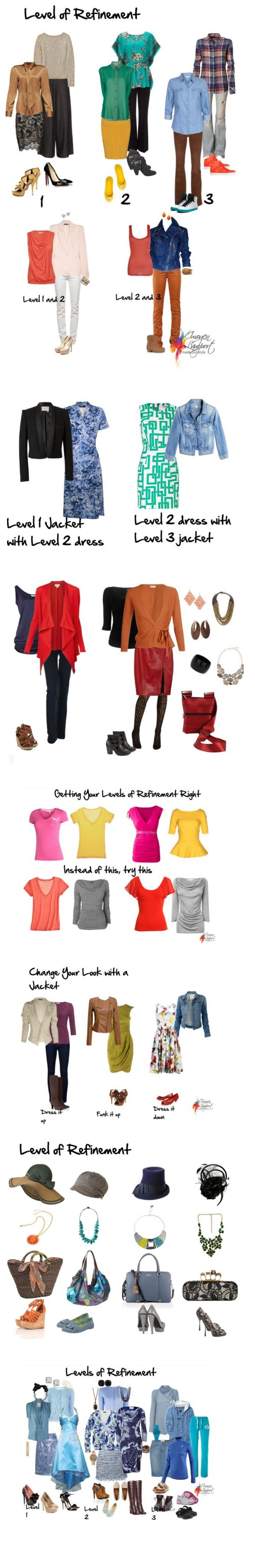 levels of refinement, style, Imogen Lamport, Wardrobe Therapy, Inside out Style blog, Bespoke Image, Image Consultant, Colour Analysis