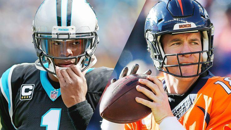 NFL Super Bowl 50 schedule for Carolina Panthers vs. Denver Broncos