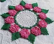 Image result for carpetas tejidas a gancho
