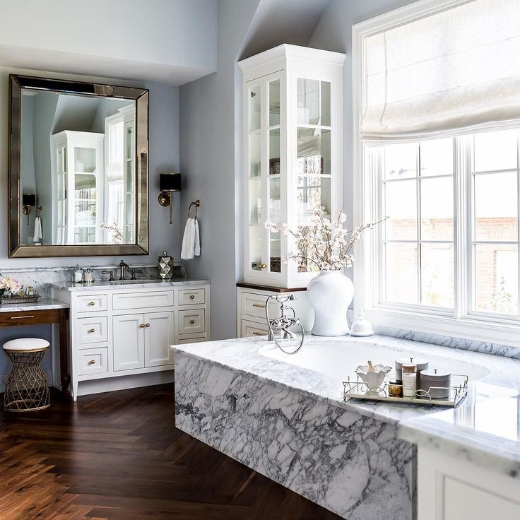 The Art Gallery for those who love swoon worthy interiors with a modern glam POV Beautiful BathroomsMaster