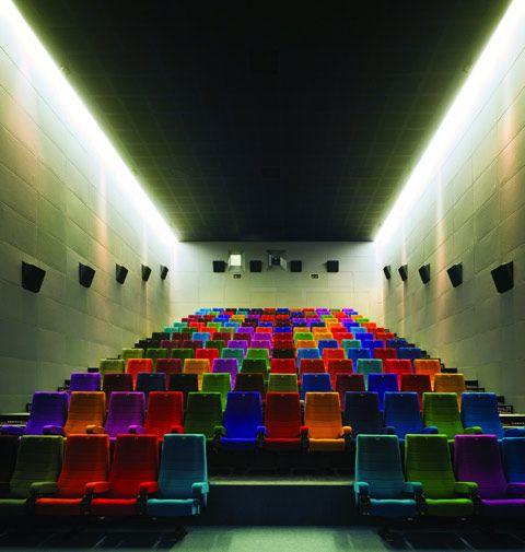 Light House Cinema. Dublin.