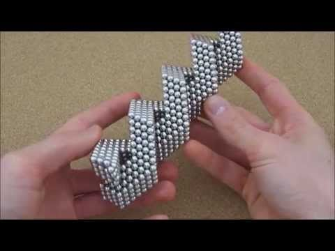TUTORIAL Solid Double Helix (Zen Magnets) - YouTube