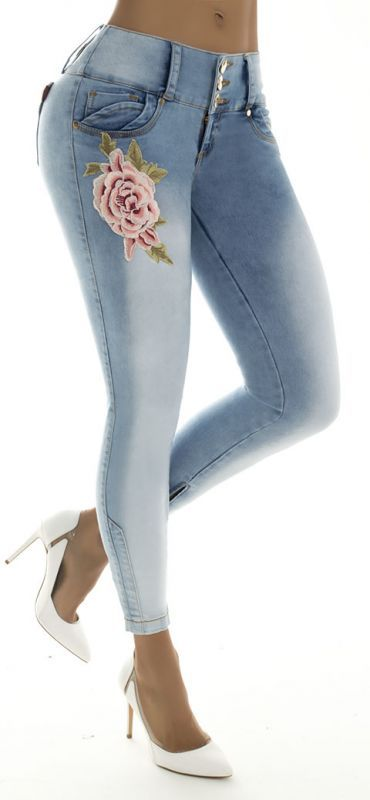 Jeans levanta cola LUJURIA 78656