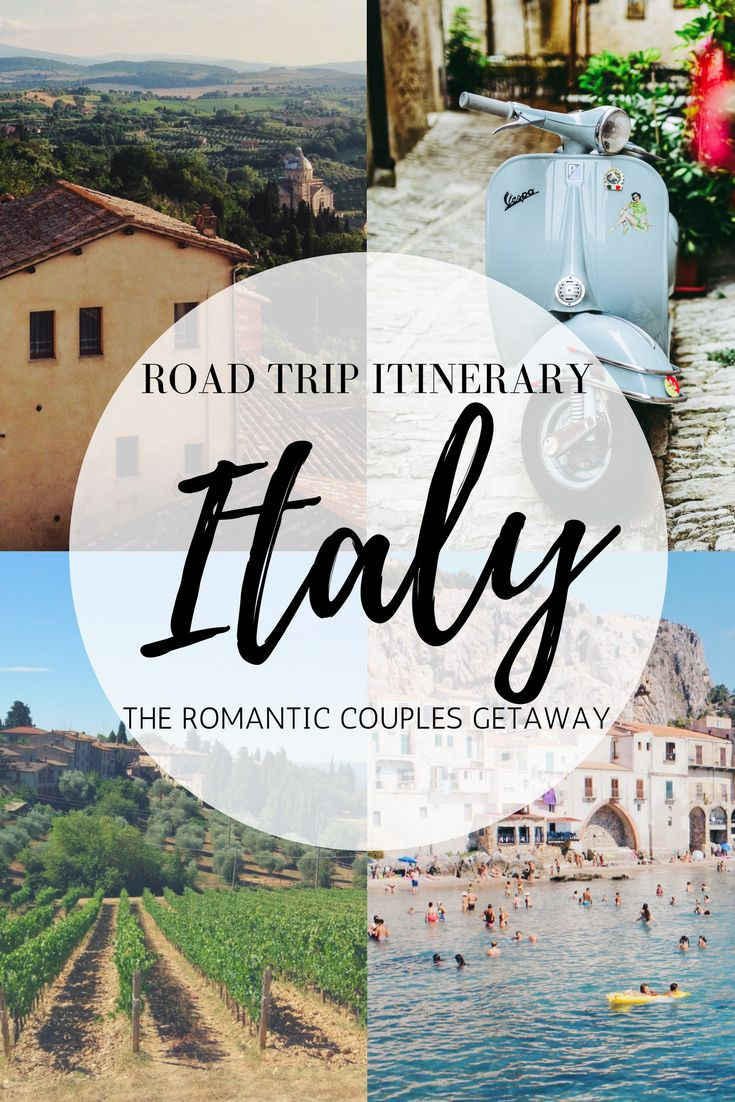 Plan a road trip through Italy! Featuring travel in Tuscany and Sicily. #Italy #Roadtrip #Tuscany #Sicily
