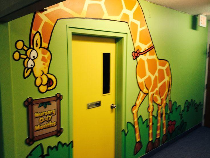 Jungle Room | Waterloo Pentecostal Assembly | Waterloo, ON, Canada | www.rubberchickendesigns.com