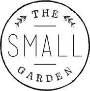 The Small Garden| Blog: Design Illustrations, Logos Ideas, Kathryn Whyte, Branding, Circle, Small Gardens, Stamps, Fonts, Gardens Logos