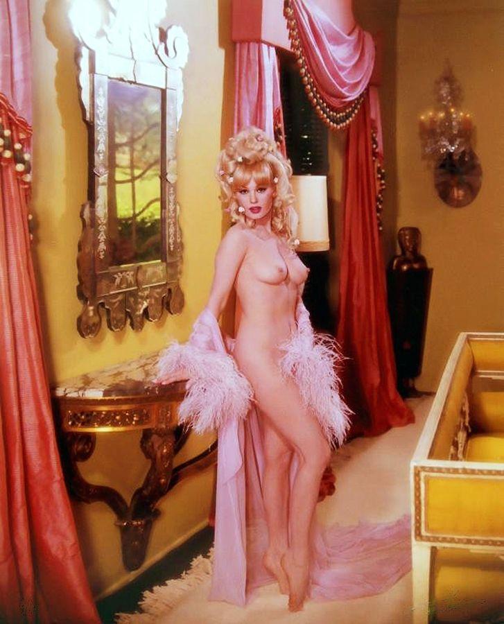 """laurapalmerwalkswithme: """" Mamie Van Doren by Tom Kelley """""""
