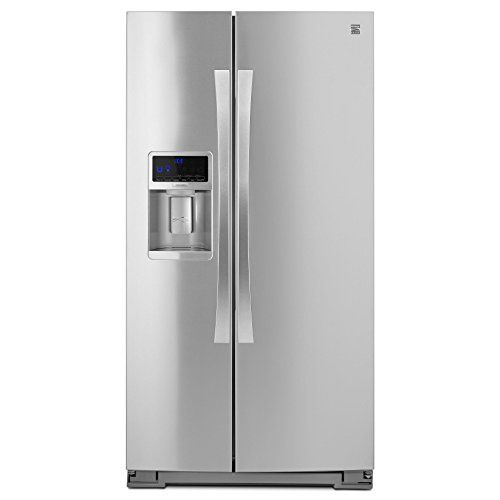 Top 20 Best Refrigerators In 2020 Reviews Kenmore Elite Refrigerator Kenmore Elite Refrigerator Dimensions