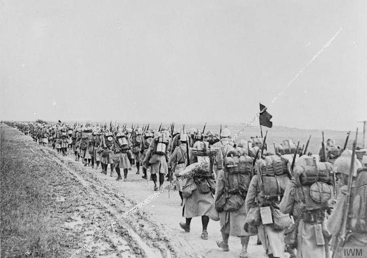 Verdun, le armate del Kaiser respinte a Poivre Hill