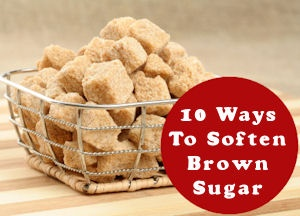 10 ways to soften brown sugar...hate finding a hard block when it's time to make cookies!  From tipnut