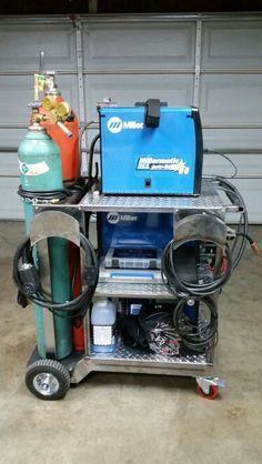 My Welding Cart 2