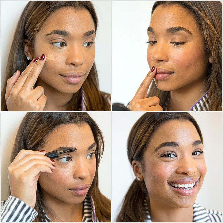 The 5-Minute Makeup Routine