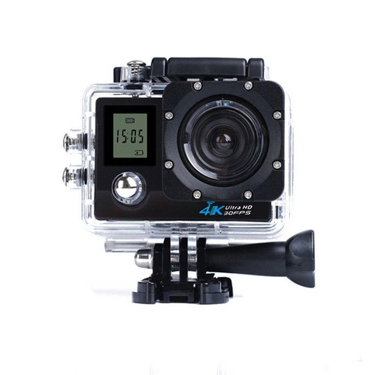 4K WiFi Sport Kamera 1080P 2.0 LCD HD 30m Wasserdicht DV Video Sport Extreme Go Pro Mini Recorder Sport Kamera Verkauf - Banggood.com