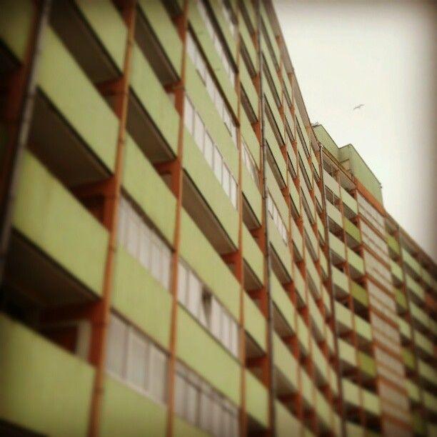 #gdansk #block #przymorze