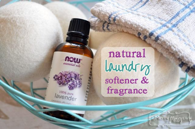 Natural Laundry Fragrance and Softener... Traditional dryer sheets and fabric softener are laden with chemicals, some so dangerous they are on the EPA's most hazardous list and are carcinogenic. But, we all love soft, fresh-smelling clothes, so here is a way to do it naturally without chemicals!