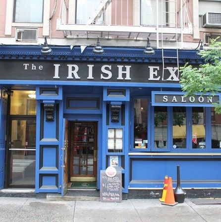 The Irish Exit, New York City's best pub, has private rooms available for your next party. Celebrate your best Happy hour with friends and Families at Irish Exit NYC.