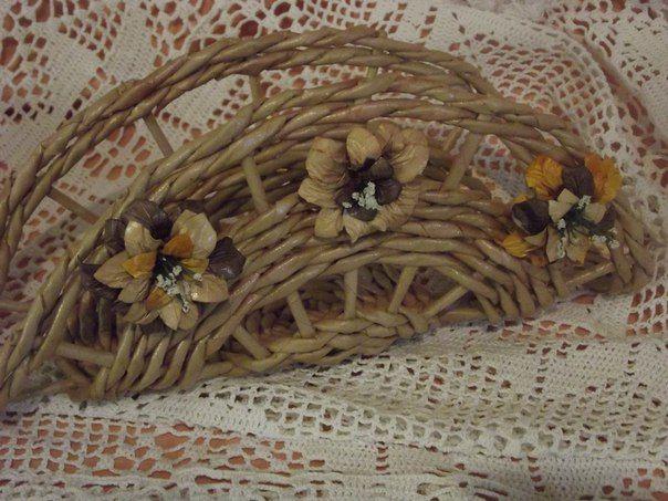 Мое плетение. Кухня | 64 фотографии
