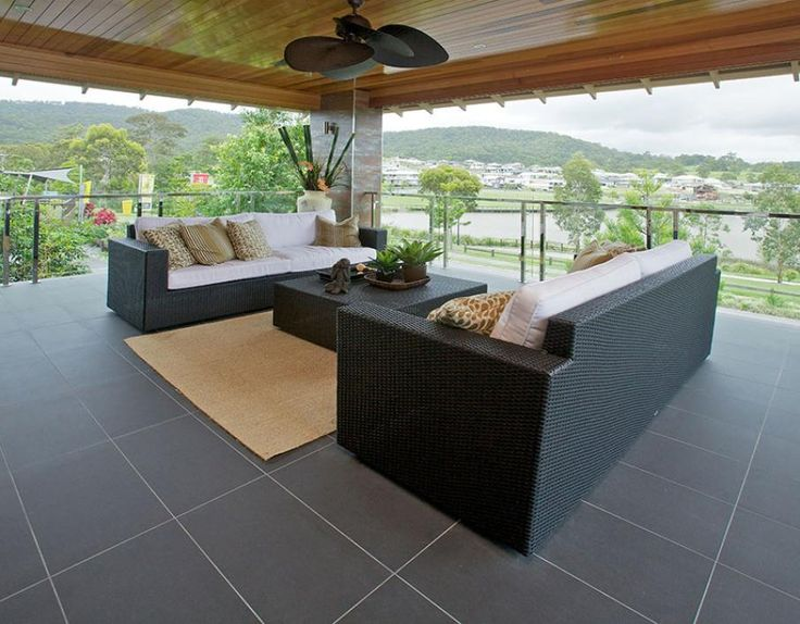 Honed Bluestone National tiles