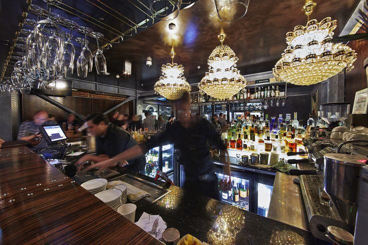 Magnificent bar