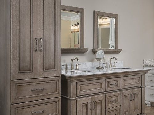 Elegant statement furniture for the bathroom bringing a spirit of grandeur to your home with an