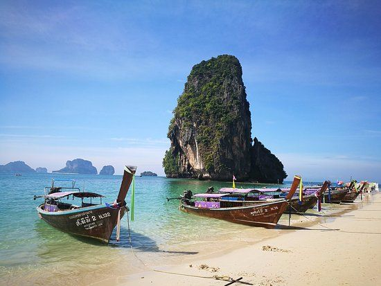 Trip Advisor rates Thai beaches among 25 best in Asia 2017