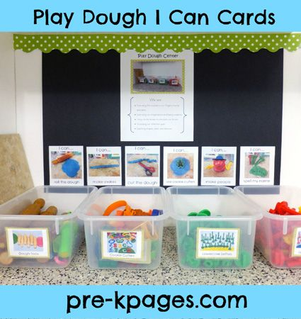 I know a lot of teachers try to steer clear of play dough but it can really help creativity and even math (3975)