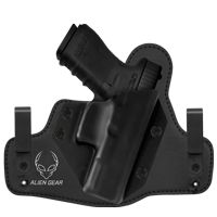 The best-selling concealed carry holsters of 2014 were dominated by only a few brands of pistols. Glock accounted for a third of the list.