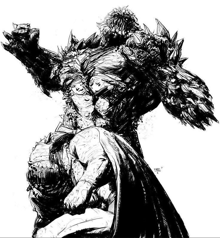 #Doomsday #Superman #deathofsuperman by deathcountrises