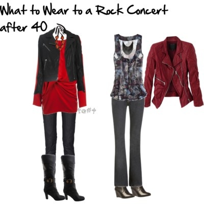 What to Wear to a Rock Concert after 40,  Imogen Lamport, Wardrobe Therapy, Inside out Style Blog, Bespoke Image