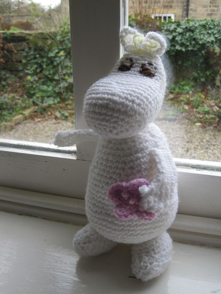 Snorkmaiden made by Apples and Pears