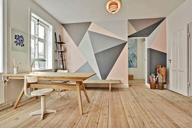 6 ideias para deixar sua casa cheia de formas e cores Aqui no blog nós sempre damos dicas de como mudar o visual das suas paredes e renovar a casa sem gastar muito, através das cores. Nessa proposta, montamos uma galeria com 6 ideias super legais de paredes geométricas para…