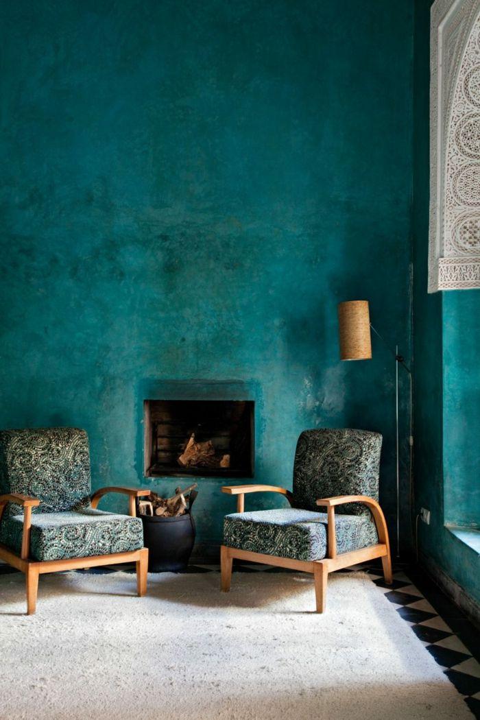 b36a9a7d40345 ▷ 1001 + Ideas sobre colores para salones y cómo pintar la sala de ...