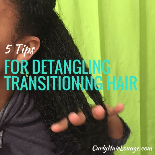 5 Tips For Detangling Transitioning Hair                                                                                                                                                                                 More