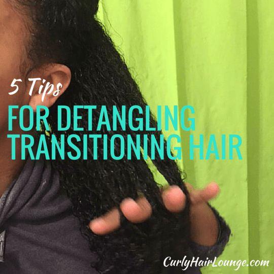 5 Tips For Detangling Transitioning Hair                                                                                                                                                                                 More