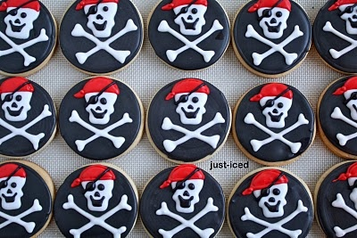 PIrate cookies