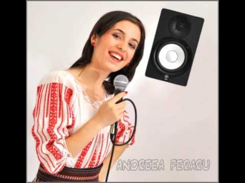 Andreea Feraru - Bat-o vina vina dobrogeanca! Geampara - YouTube