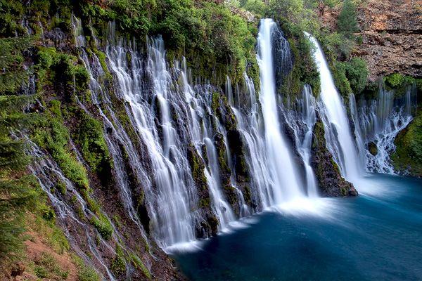 Beautiful Northern California Drop Top: 14 Best Burney Falls Images On Pinterest