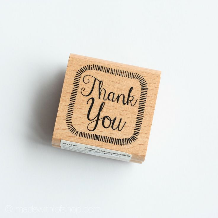 Este es el sello con el que os damos las gracias cada vez que nos haceis un pedido...creemos que es una manera especial de agradeceros que hagais que éste proyecto siga adelante! THANK YOU!!!
