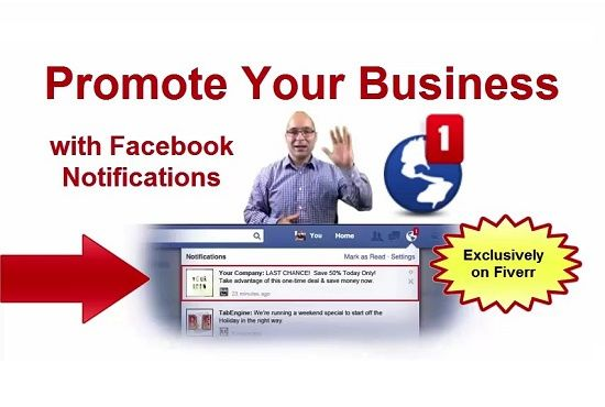 create a Facebook Notifications APP by creativeman