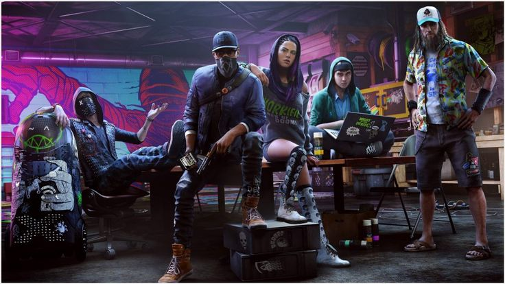 Watch Dogs2 Game UHD Wallpaper | watch dogs2 game uhd wallpaper 1080p, watch dogs2 game uhd wallpaper desktop, watch dogs2 game uhd wallpaper hd, watch dogs2 game uhd wallpaper iphone
