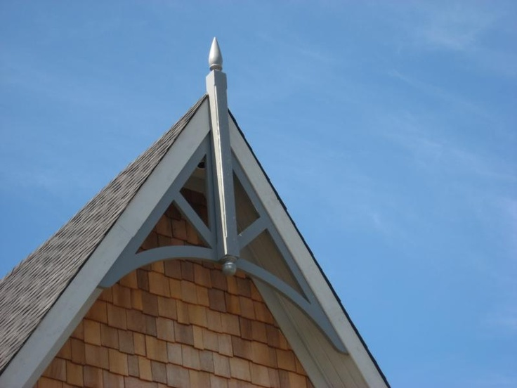 delightful victorian gable decorations #2: Beautiful Victorian gable