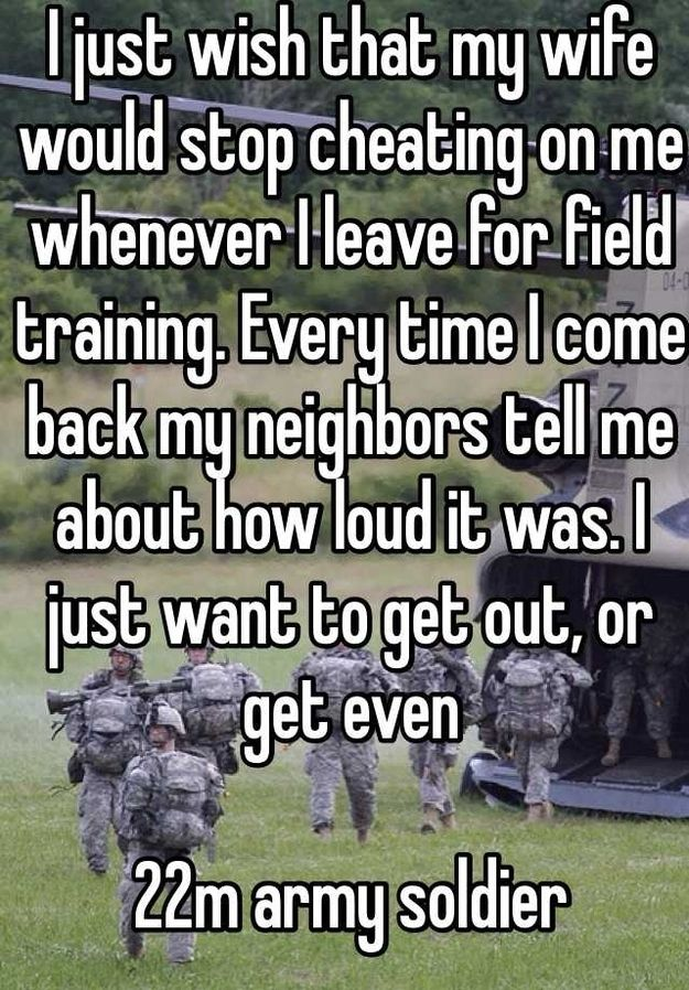 The Heartbreaking Military Confessions Of Whisper - BuzzFeed News