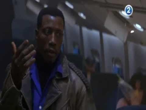 Best scene 2 Passenger 57 1992